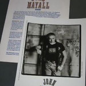 john mayall BIG spinning coin 1995 press kit